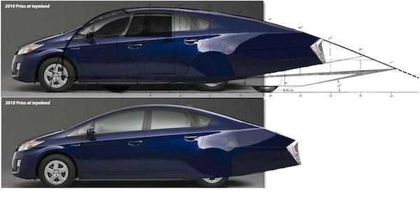 Super-Aero Prius