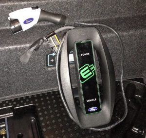 2013 Ford Fusion Energi Included Plug
