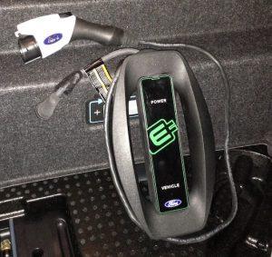 2013 Ford Fusion Energi Included Plug