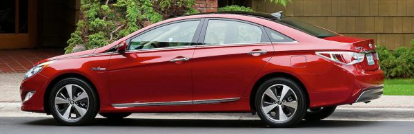 2013 Hyundai Sonata Hybrid » What Drives Us